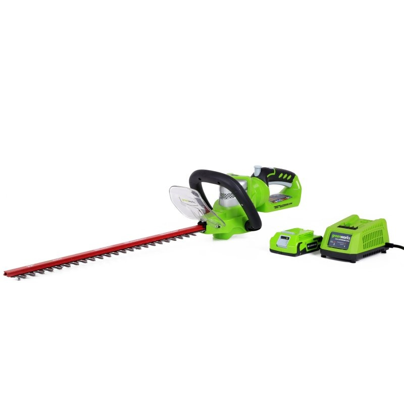Cordless hedge trimmers led light tube color