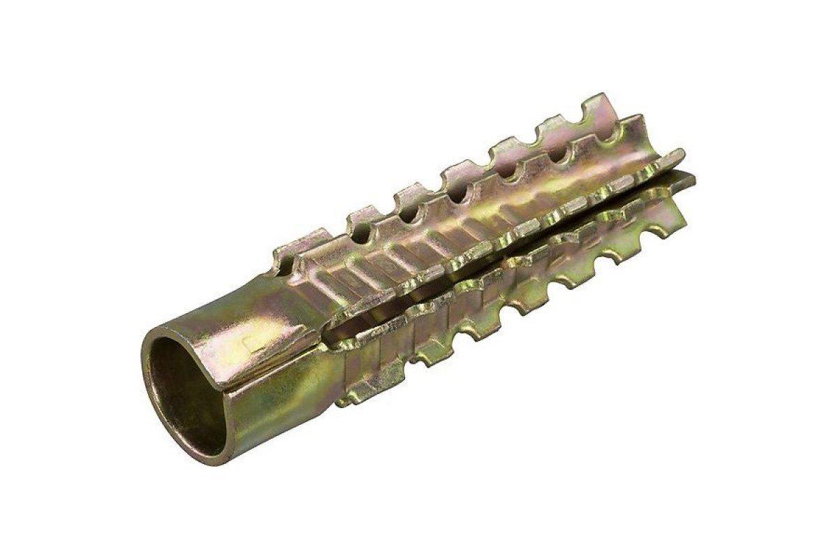 дюбель для газобетона металлический как пользоваться